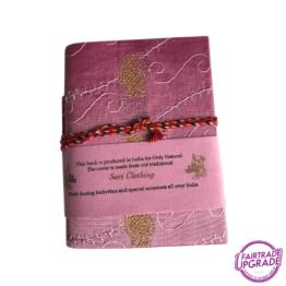 sari vrouwelijke notebooks FairtradeUpgrade