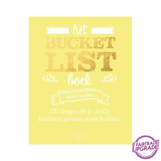 Het bucket list boek voor ouders