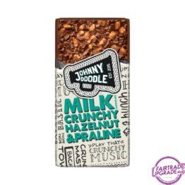 Milk Crunchy Hazelnut en Praline bij FairtradeUpgrade