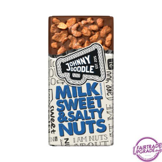 Milk Sweet and Salty Nuts bij FairtradeUpgrades