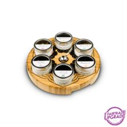 Norwood Communitea losse thee op plateau