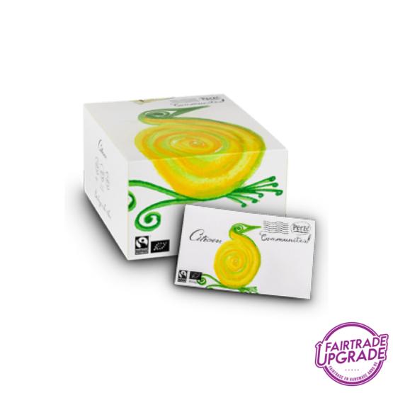 Communitea citroen thee