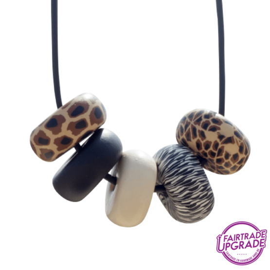Ketting Rondelle Wild Thing