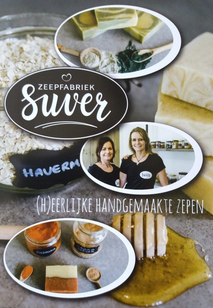 Blog Zeepfabriek Suver FairtradeUpgrade