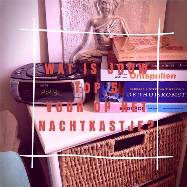 5 boekentips voor op vakantie