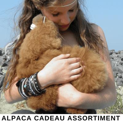Alpaca knuffel assortiment