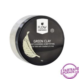 Cloudberry Munt Gezichtsmasker Poeder FairtradeUpgrade