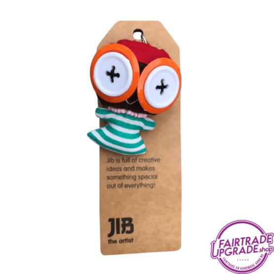 Fairtrade Sleutelhanger Jib FairtradeUpgrade