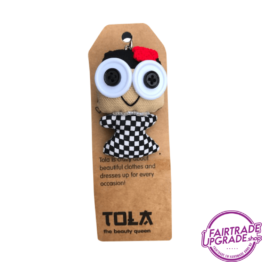 Fairtrade Sleutelhanger Tola FairtradeUpgrade