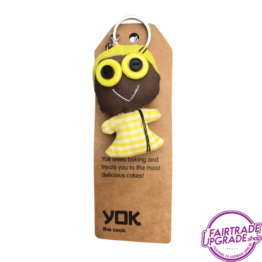 Fairtrade Sleutelhanger Yok FairtradeUpgrade