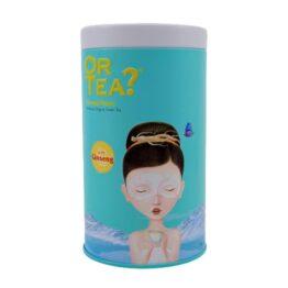 Blik losse thee Ginseng Beauty bij FairtradeUpgrade