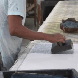 stempelen Rozablue FairtradeUpgrade
