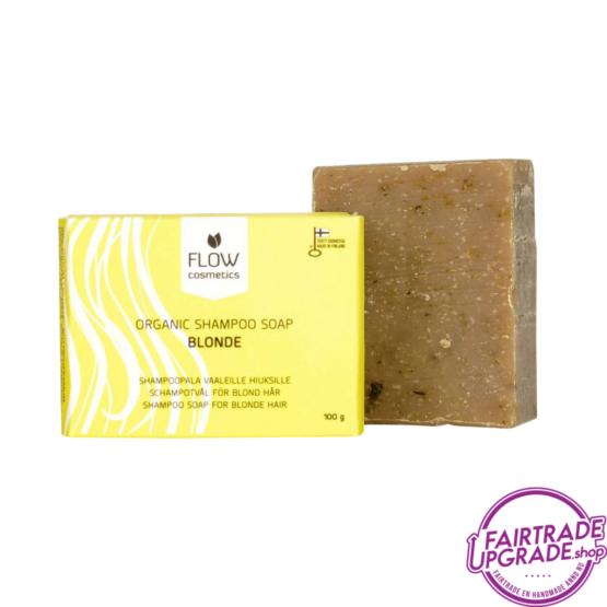 Blond Shampoo Zeepblok FairtradeUpgrade