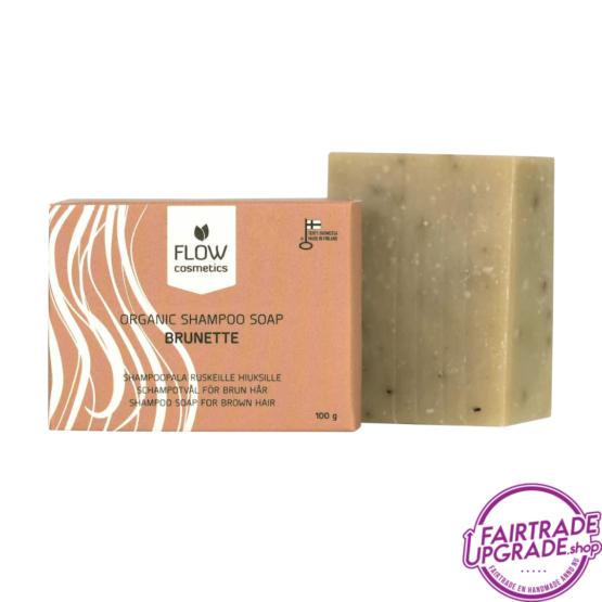 Brunette Shampoo Zeepblok FairtradeUpgrade