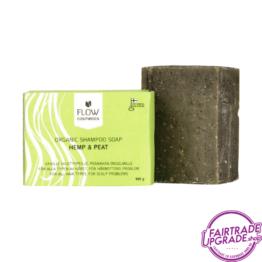 Hennep en Turf Shampoo Zeepblok FairtradeUpgrade