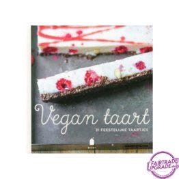 Vegan Taart bij FairtradeUpgrade