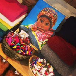 Yanantin Alpaca Sjaals bij FairtradeUpgrade