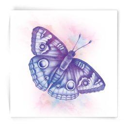 Kaart vierkant Vlinder Made by Marcelle bij FairtradeUpgrade