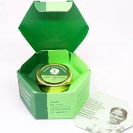 Bijenwas Lippenbalsem Mint bij FairtradeUpgrade