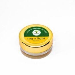 Bijenwas Lippenbalsem potje bij FairtradeUpgrade