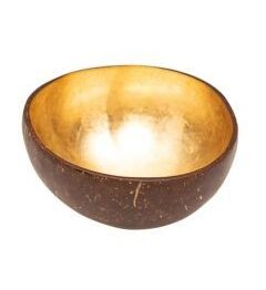 Kokos Schaaltje Goud bij FairtradeUpgrade