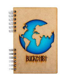 Notitieboek Bucketlist Komoni bij FairtradeUpgrade