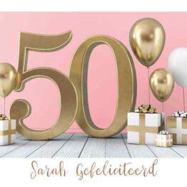 EcoCard Sarah Gefeliciteerd bij FairtradeUpgrade