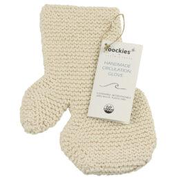 Toockies Bio Scrub Handschoen bij FairtradeUpgrade