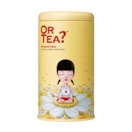 Blik losse thee Beeeee Calm bij FairtradeUpgrade