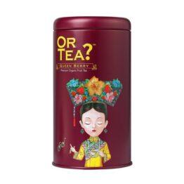 Blik losse thee Queen Berry bij FairtradeUpgrade