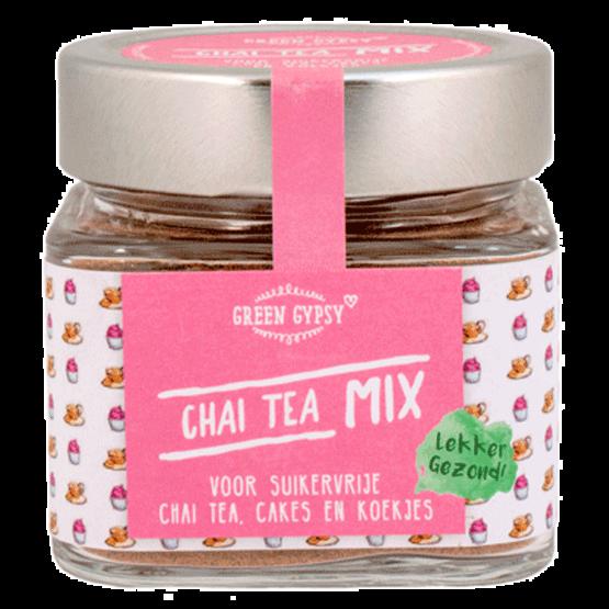 Chai Latte Mix Green Gypsy Spices bij FairtradeUpgrade