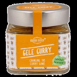 Gele Curry mix Green Gypsy Spices bij FairtradeUpgrade