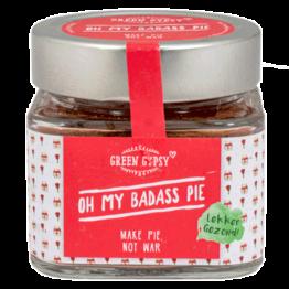 Oh My Badass Pie Green Gypsy Spices bij FairtradeUpgrade